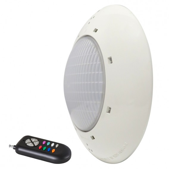 Proyector LED Plano RGB + mando by Poolaria
