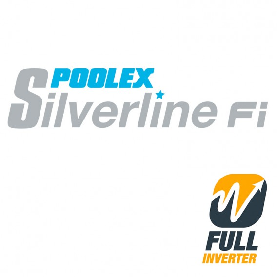 Bomba de calor Poolex Silverline Fi Full Inverter