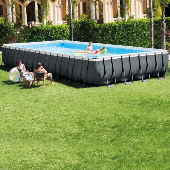 Piscina Intex Ultra XTR Frame 975x488x132 26374NP