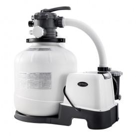 Combo depuradora arena y clorador salino Eco Intex 56.800 l 26680