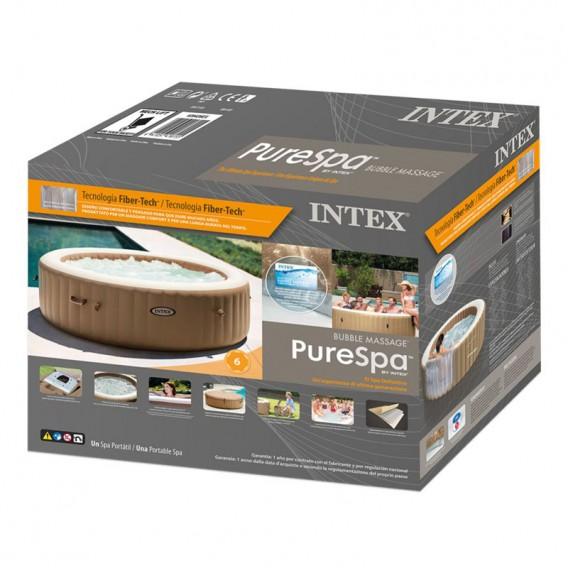 Spa hinchable Intex PureSpa 6p Bubble Therapy 28428EX