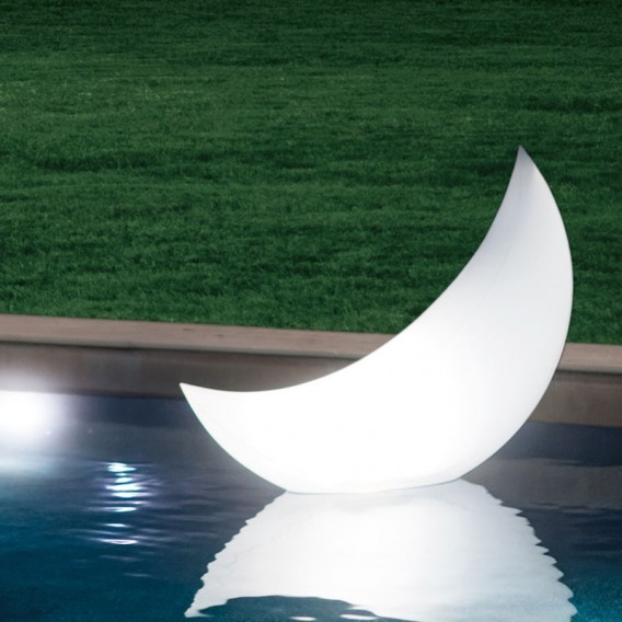 Luna flotante LED Intex 68693