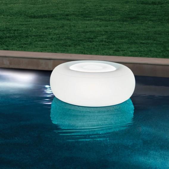 Asiento LED Ottoman Intex 68697