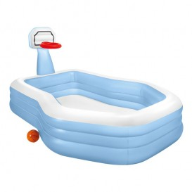 Piscina hinchable con canasta de baloncesto Intex 57183NP