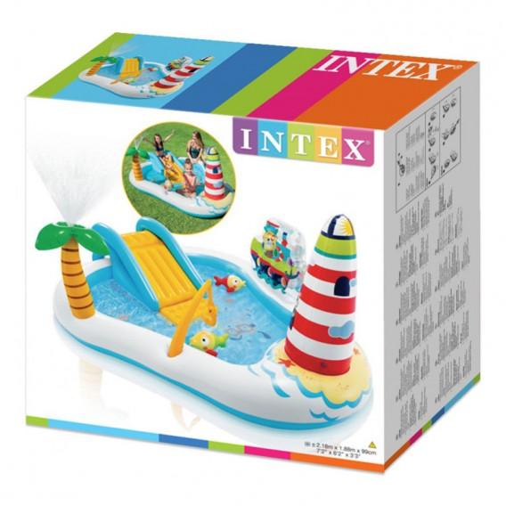 Centro de juegos hinchable Intex Fishing Fun 57162NP