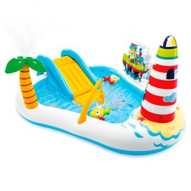 Centro de juegos hinchable Intex Fishing Fun 57162NP