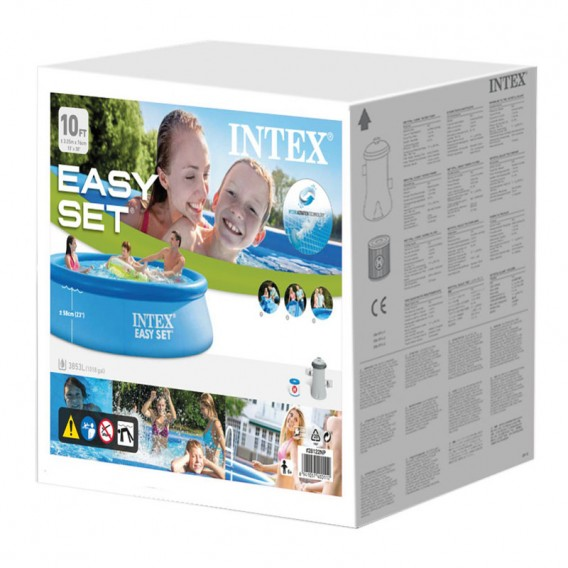Embalaje piscina Intex Easy Set 28122NP