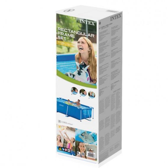 Embalaje piscina Intex Small Frame 28271NP