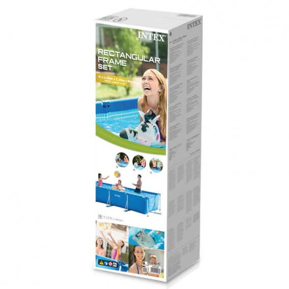 Embalaje piscina Intex Small Frame 28273NP