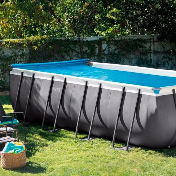 Enrollador cobertor solar Intex 28051