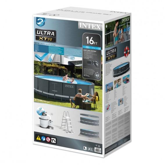 Embalaje piscina Intex Ultra XTR Frame 26326NP