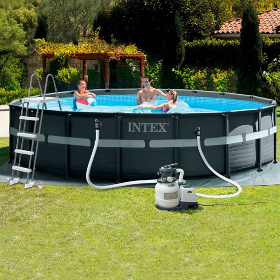 Piscina Intex Ultra XTR Frame 549x132 26330NP
