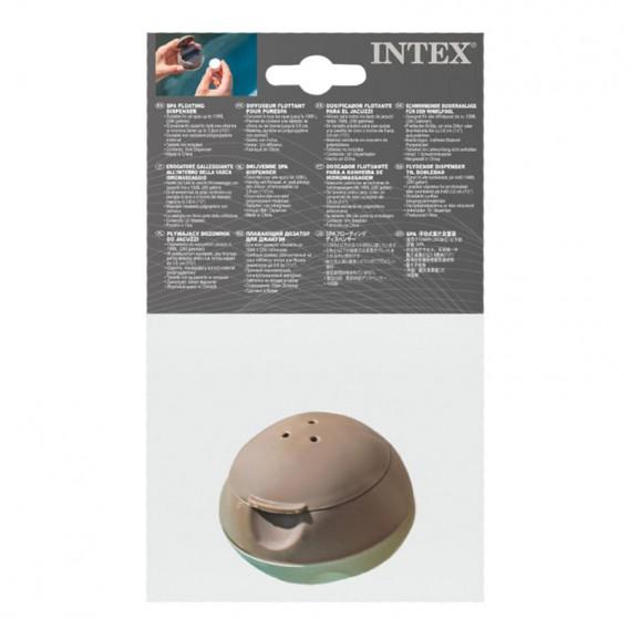 Dosificador de cloro flotante Intex para piscinas y spas 29044