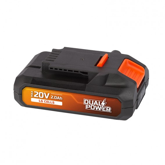 Batería litio 20V Dual Power Powerplus POWDP9022