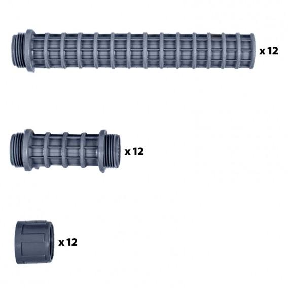 Conjunto brazos colectores filtros 900-1050 AstralPool 4404260401