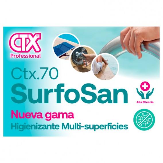 Higienizante Surfosan CTX-70