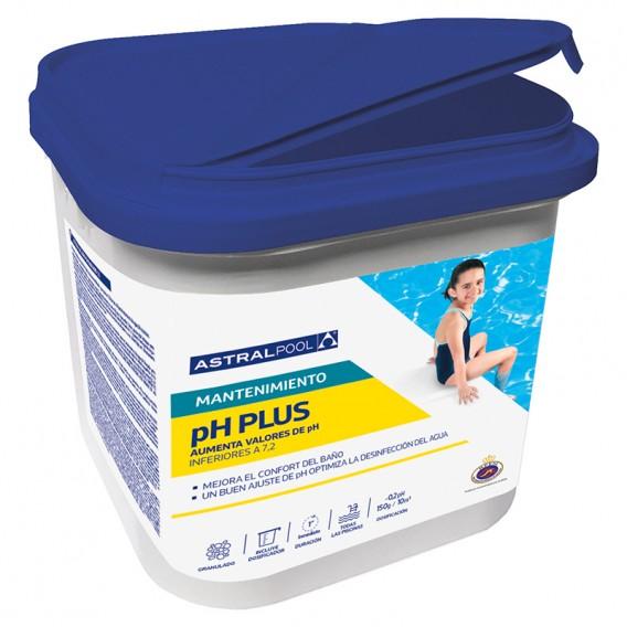Regulador pH Plus sólido AstralPool