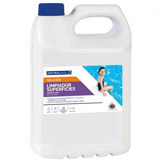 Limpiador superficies piscinas poliéster y fibra AstralPool