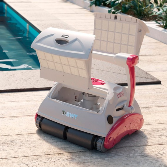BWT D300 robot limpiafondos piscina