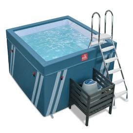 Piscina desmontable de Aquafitness Waterflex Fit's Pool