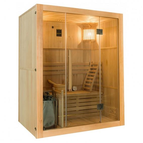 Sauna de vapor Sense 3 personas