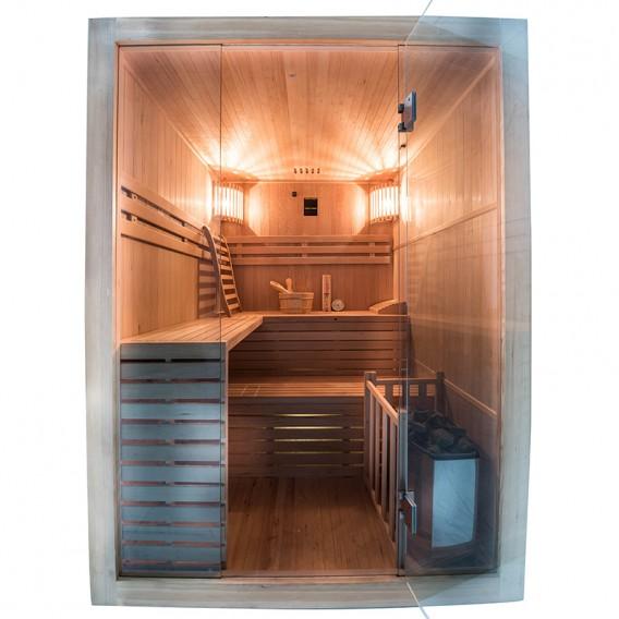 Sauna de vapor Sense 4 personas