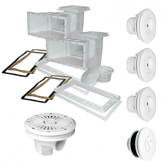 Kit de empotrar piscina liner AstralPool