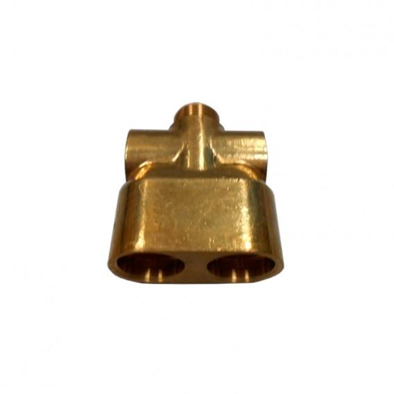 Colector 2 válvulas 2 brazos ducha Angel doble AstralPool 4401040229