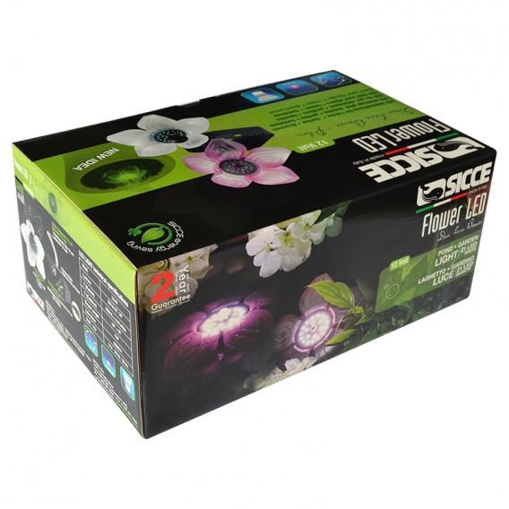 Foco Sicce Flower LED Basic