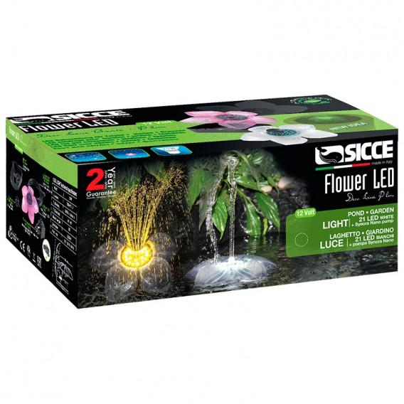 Foco Sicce Flower LED Plus