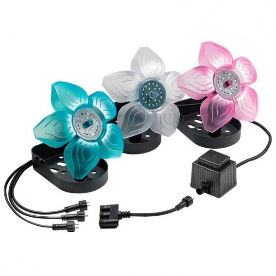 Foco Sicce Flower LED Trio
