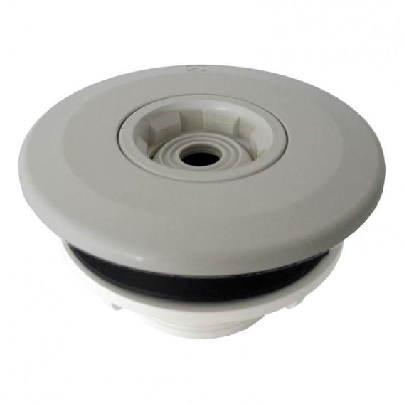Boquilla de impulsión Multiflow prefab. gris claro