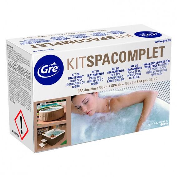 Kit tratamiento para spa Gre KTSPAE