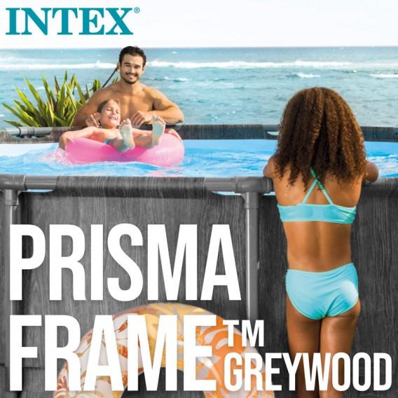 Piscina Intex Greywood Prism Frame 26744NP