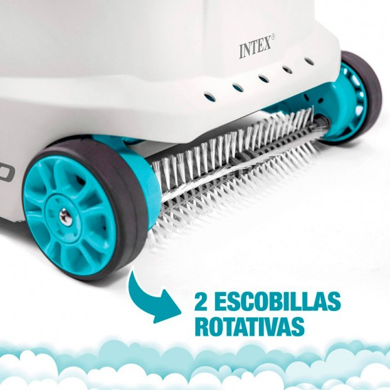 Limpiafondos automático Intex ZX300