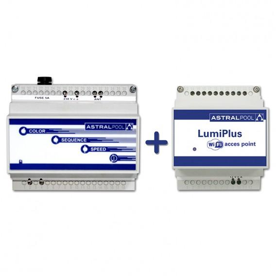 Modulador LumiPlus Wifi access point