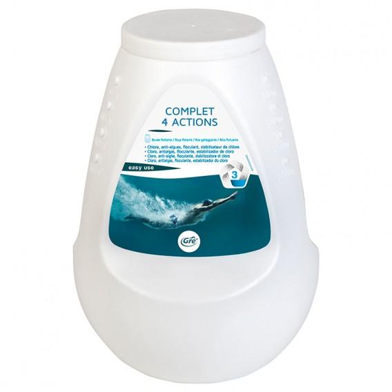 Boya multiacción con dosificador flotante Gre