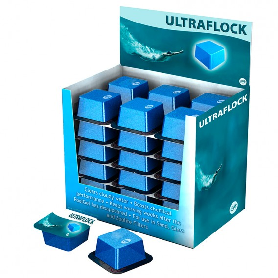Gel floculante en monodosis Gre Ultraflock