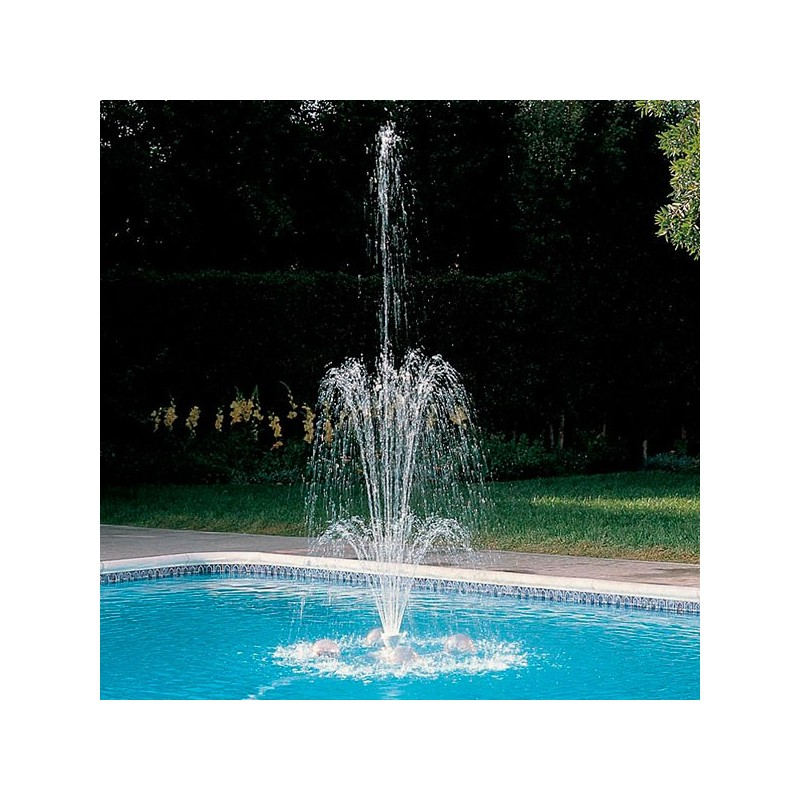 fuente piscina zodiac waterstars poolaria