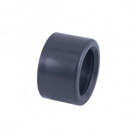 Casquillo reducción PVC PN16 para encolar Ø 63 mm x 50 mm (caja completa 48 u.)