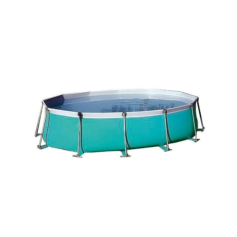 Piscina Flipper Oval Desmontable Iaso Poolaria