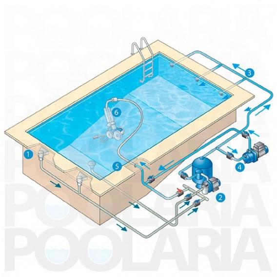 Polaris 3900 Sport robot limpiafondos automático piscina
