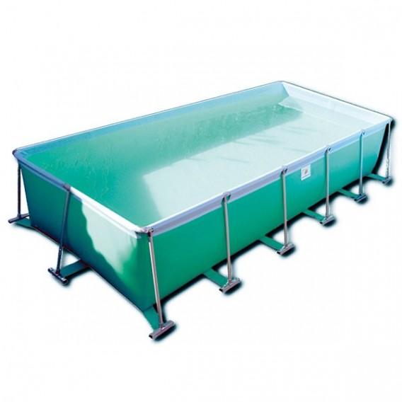 Piscina Nerea desmontable rectangular IASO