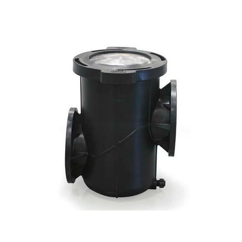 Prefiltro bomba kivu 25 litros poolaria for Bombas para piscinas bricodepot