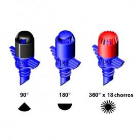 Microdifusor Maxi dos piezas microriego (bolsa 100 uds.)