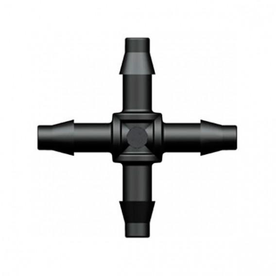 Cruz microtubo 4,5 mm espita (bolsa 50 uds.)