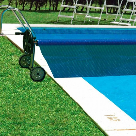Enrollador de cubierta para piscinas enterradas Gre 90171