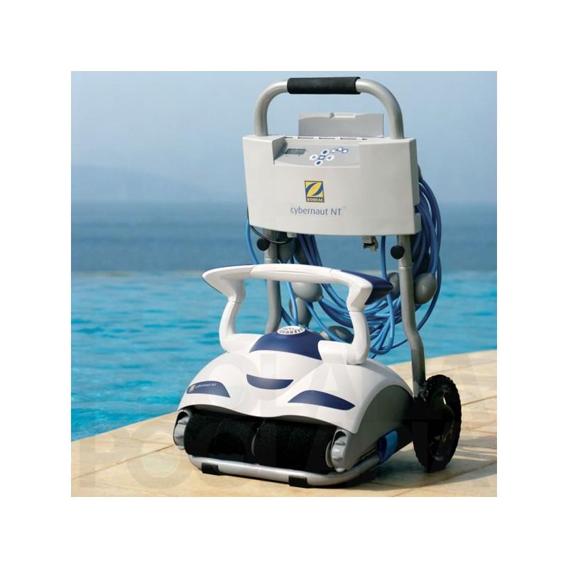 Zodiac cybernaut nt robot limpiafondos autom tico piscina for Limpiafondos automatico piscina