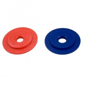 Disco restrictor, azul y rojo Polaris 280 3900 Sport W7230325