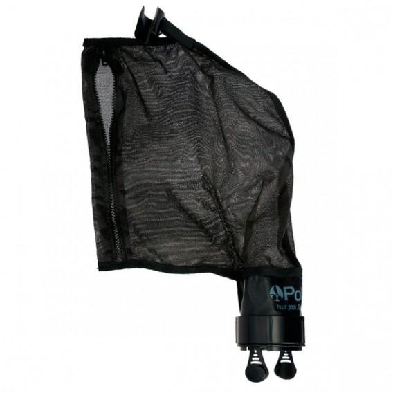 Bolsa estándar negra con cremallera Polaris 3900 Sport W7230111